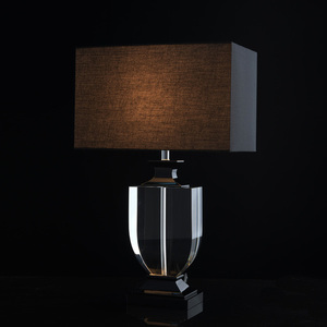 Lampa de masă Palermo Elegance 1 Chrome - 386036101 small 1
