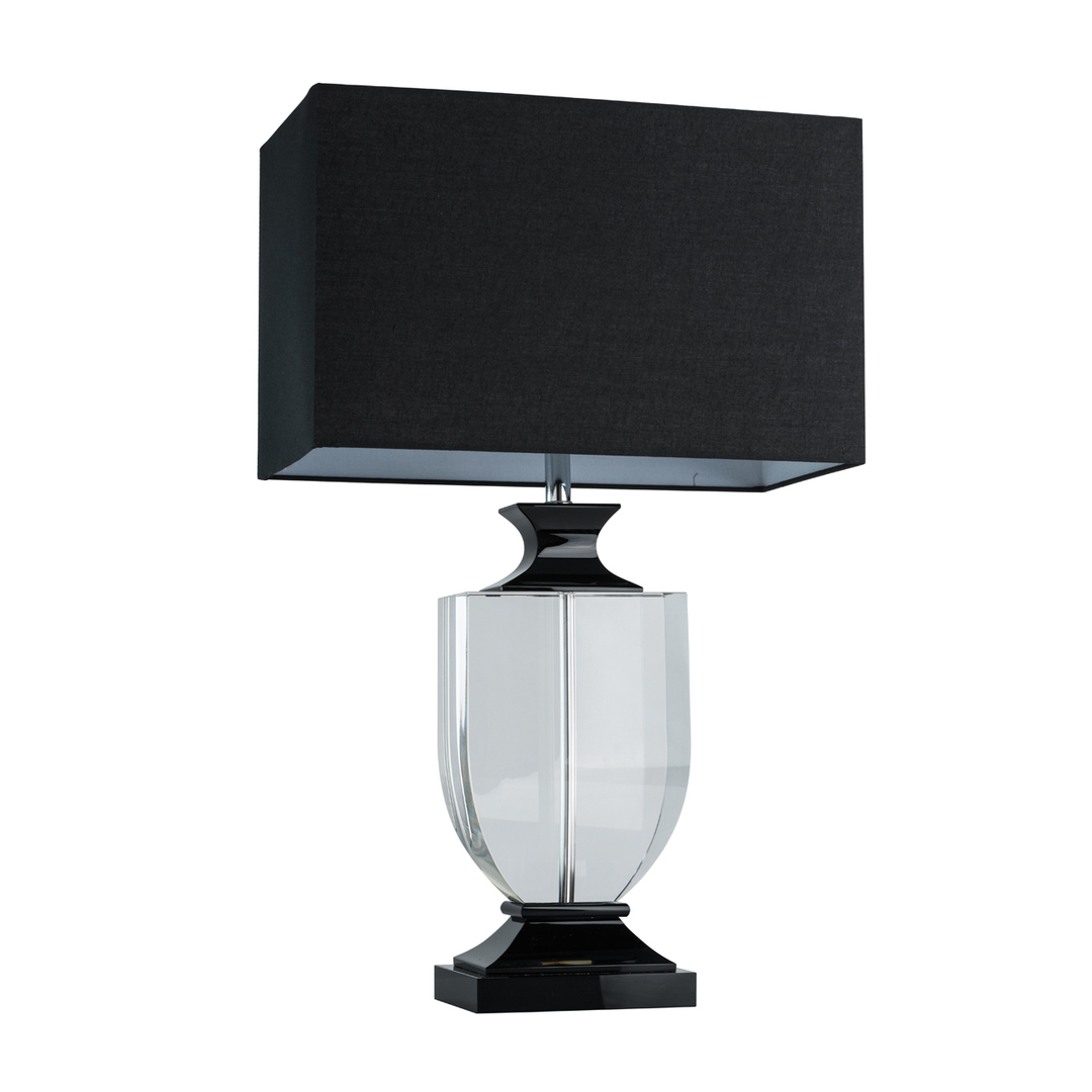 Lampa de masă Palermo Elegance 1 Chrome - 386036101