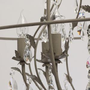 Lampă cu pandantiv Jester Loft 8 Grey - 104011708 small 8