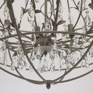 Lampă cu pandantiv Jester Loft 8 Grey - 104011708 small 14