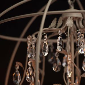 Lampă cu pandantiv Jester Loft 8 Grey - 104011708 small 2