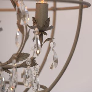Lampă cu pandantiv Jester Loft 5 Grey - 104011805 small 10