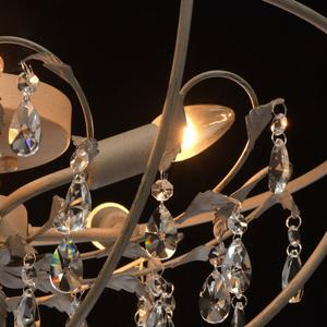Lampă cu pandantiv Jester Loft 5 Grey - 104012005 small 7