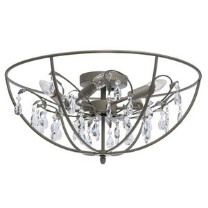 Lampă cu pandantiv Jester Loft 5 Grey - 104012005 small 0