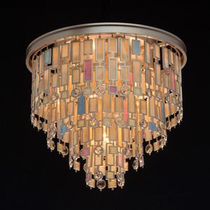 Lampa suspendată Maroc Țara 7 Bej - 185010607 small 1