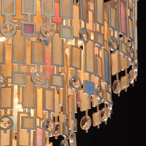 Lampa suspendată Maroc Țara 7 Bej - 185010607 small 8
