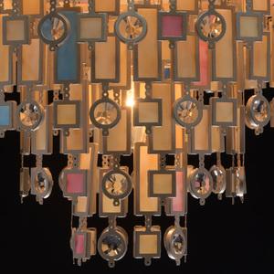Lampa suspendată Maroc Țara 7 Bej - 185010607 small 10
