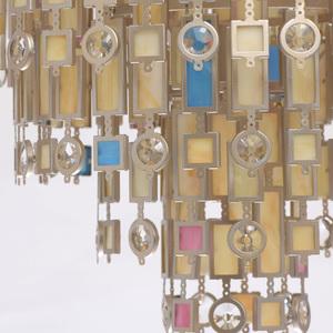 Lampa suspendată Maroc Țara 7 Bej - 185010607 small 11