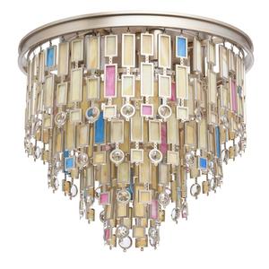 Lampa suspendată Maroc Țara 7 Bej - 185010607 small 0