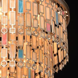Lampa de tavan Maroc Country 10 Beige - 185010710 small 9
