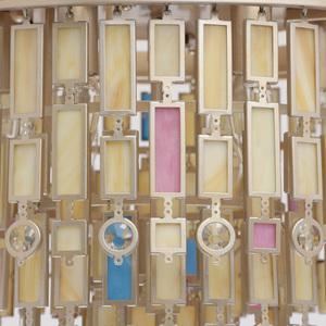 Lampa de tavan Maroc Country 10 Beige - 185010710 small 10