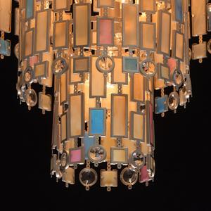 Lampa de tavan Maroc Country 10 Beige - 185010710 small 13