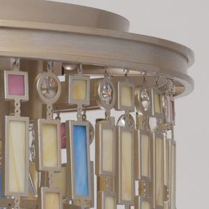 Lampa de tavan Maroc Country 10 Beige - 185010710 small 2