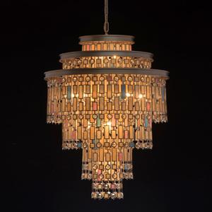 Lampa suspendată Maroc Țara 9 Bej - 185010809 small 6
