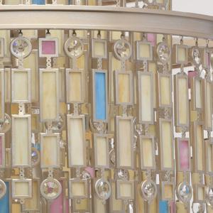 Lampa suspendată Maroc Țara 9 Bej - 185010809 small 7