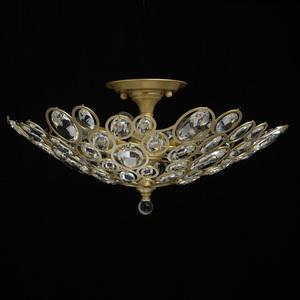 Plafonul Laura Crystal 6 Gold - 345012406 small 4