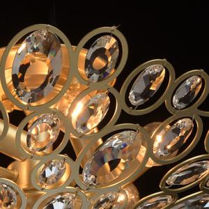 Plafonul Laura Crystal 6 Gold - 345012406 small 6