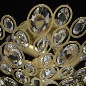 Plafonul Laura Crystal 6 Gold - 345012406 small 7