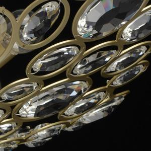 Plafonul Laura Crystal 6 Gold - 345012406 small 8