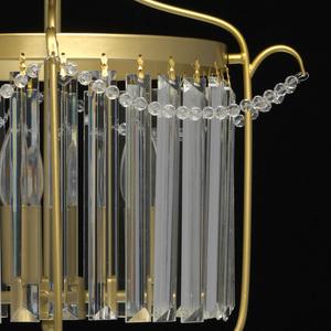 Lampa suspendată Adele Crystal 3 Gold - 373014403 small 9