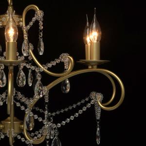 Lampa suspendată Adele Crystal 6 Gold - 373014606 small 11