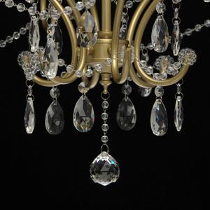 Lampa suspendată Adele Crystal 6 Gold - 373014606 small 14