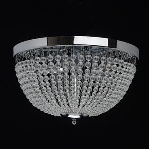 Lampa suspendată Venezia Crystal 5 Chrome - 464018405 small 4