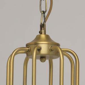 Lampa suspendată Consuelo Classic 8 Brass - 614011908 small 11
