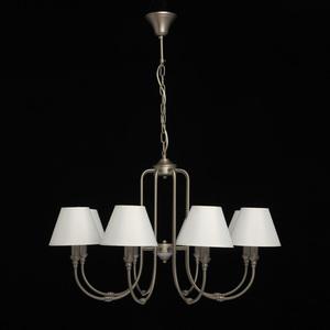 Lampa suspendată Consuelo Classic 8 Silver - 614012108 small 5