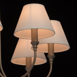 Lampa suspendată Consuelo Classic 8 Silver - 614012108 small 7