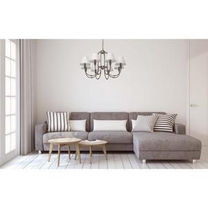 Lampa suspendată Consuelo Classic 8 Silver - 614012108 small 3