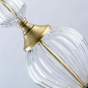 Lampă de masă din alamă Odelia Classic 1 - 619031001 small 4