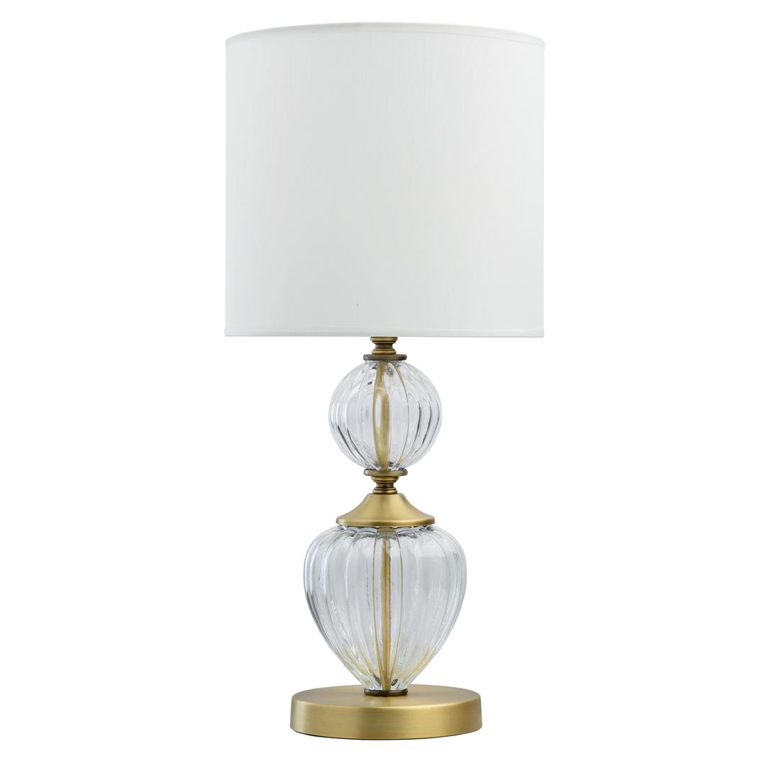 Lampă de masă din alamă Odelia Classic 1 - 619031001