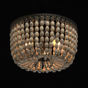 Lampa suspendată Loft 3 Beige - 679010803 small 1