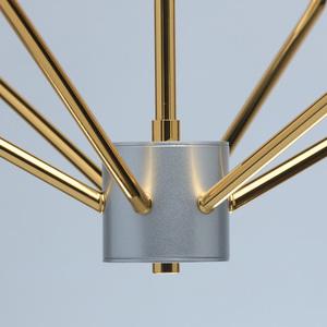 Lampa suspendată Hamburg Megapolis 6 Gold - 699010906 small 13