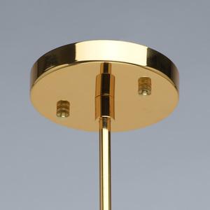 Lampa suspendată Hamburg Megapolis 6 Gold - 699010906 small 3