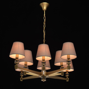 Lampa suspendată DelRey Classic 8 Brass - 700012208 small 7