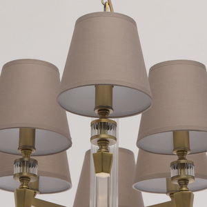 Lampa suspendată DelRey Classic 8 Brass - 700012208 small 8
