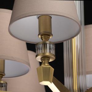 Lampa suspendată DelRey Classic 8 Brass - 700012208 small 10