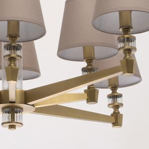 Lampa suspendată DelRey Classic 8 Brass - 700012208 small 12