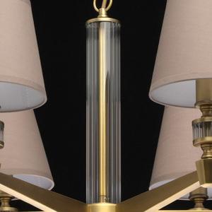 Lampa suspendată DelRey Classic 8 Brass - 700012208 small 13