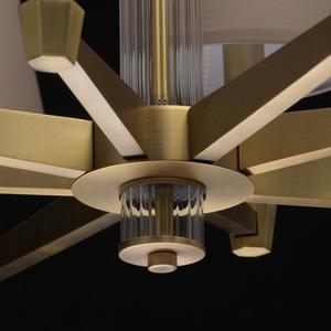 Lampa suspendată DelRey Classic 8 Brass - 700012208 small 14