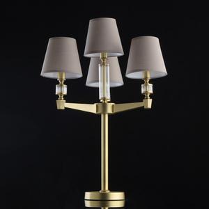 Lampa de masă DelRey Classic 4 Brass - 700032404 small 2