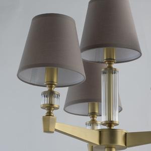Lampa de masă DelRey Classic 4 Brass - 700032404 small 3