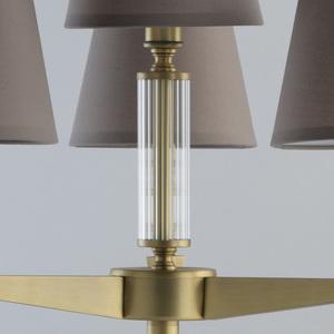 Lampa de masă DelRey Classic 4 Brass - 700032404 small 5