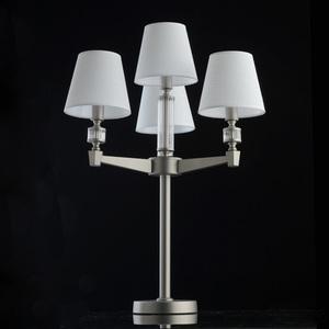 Lampă de masă argintie DelRey Classic 4 - 700033004 small 2