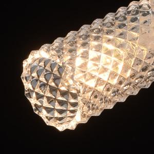 Lampă cu pandantiv Olympia Megapolis 3 Grey - 638013503 small 9