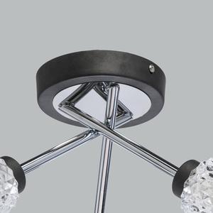 Lampă cu pandantiv Olympia Megapolis 3 Grey - 638013503 small 12