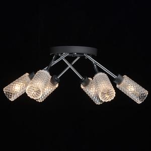Lampă cu pandantiv Olympia Megapolis 6 Grey - 638013606 small 4