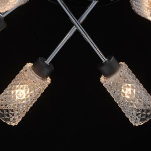 Lampă cu pandantiv Olympia Megapolis 6 Grey - 638013606 small 8